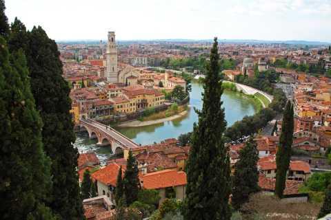Verona: 3–Hour Highlights and Panorama E-Bike Tour