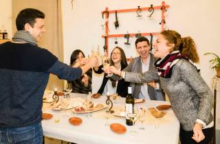 Sevilla: Tapas-Brunch-Erlebnis