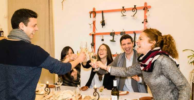 Seville: Tapas Brunch Experience