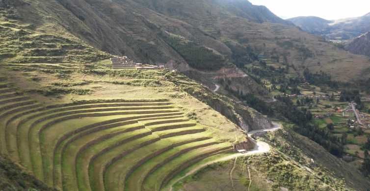 Cusco: Sacred Valley Inca Cities Private Tour