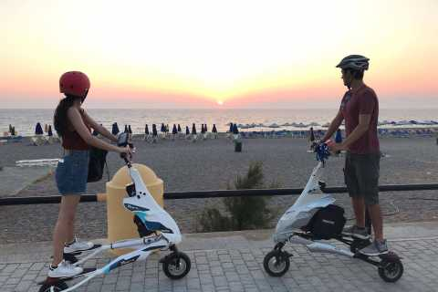 Rhodes: City Highlights and Medieval Town Trikke Tour
