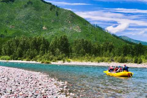 Glacier National Park: Scenic Raft Trip