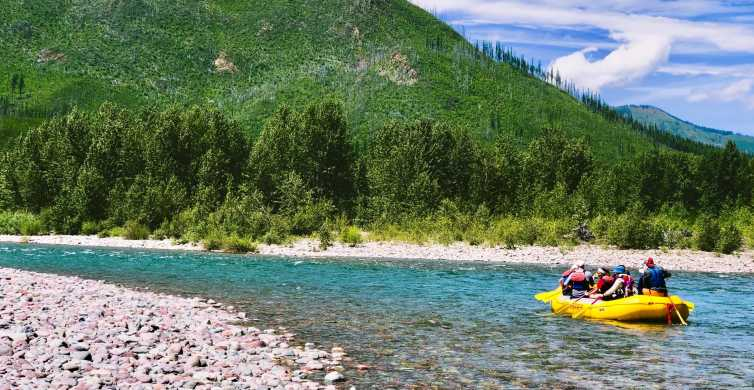 Glacier National Park: Scenic Raft Trip