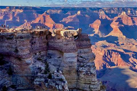 From Las Vegas: Luxury Shuttle to Grand Canyon South Rim