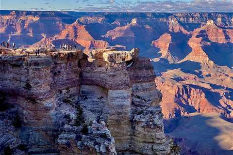 Desde Las Vegas: traslado de lujo al lado sur del Gran Cañón