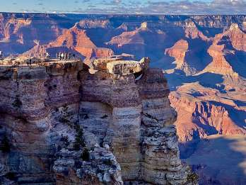 Ab Las Vegas: Luxus-Shuttle zum Grand Canyon South Rim