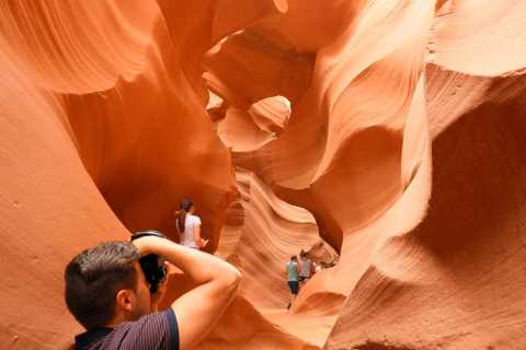 Las Vegas: Antelope Canyon and Horseshoe Bend Tour