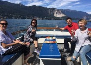 Ab Stresa: Private Hop-On/Hop-Off-Tour Borromäische Inseln