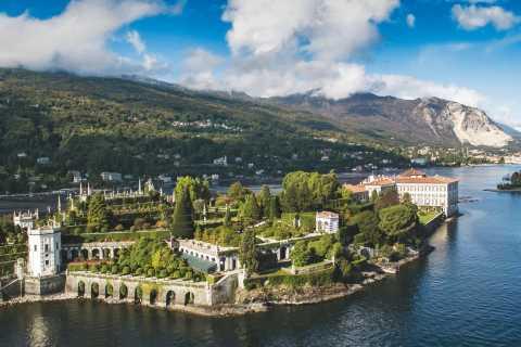 Billet de bateau à arrêts multiples de Stresa à Isola Bella