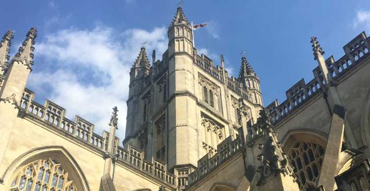 Bath: Private Walking Tour with a Blue Badge Tourist Guide