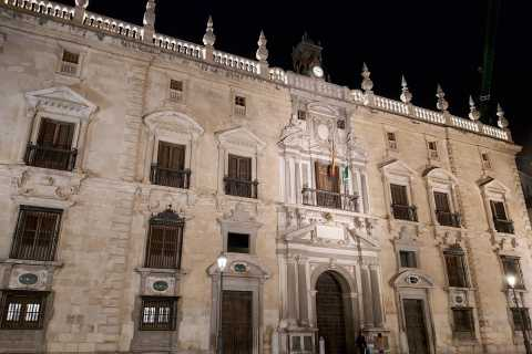 Granada: Spooky Mysteries and Legends Night Walking Tour