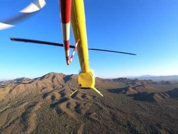 Tucson: 20-minütige Gates Pass-Hubschraubertour