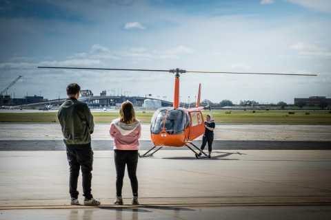 New Orleans: Daytime City Helicopter Tour