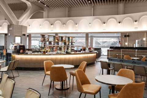 Leonardo da Vinci-Fiumicino Airport: Premium Lounge Access