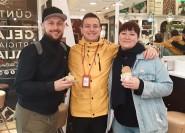 Trastevere: Streetfood-Tour