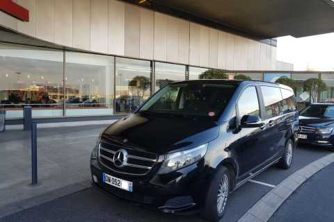 Paris: Private Transfer between Paris & CDG Airport