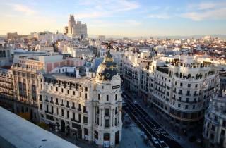 Madrid: 1,5-stündiger geführter Stadtrundgang