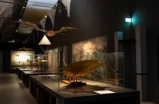 Mailand: Wissenschaft und Technologie Leonardo da Vinci Museum Eintrag