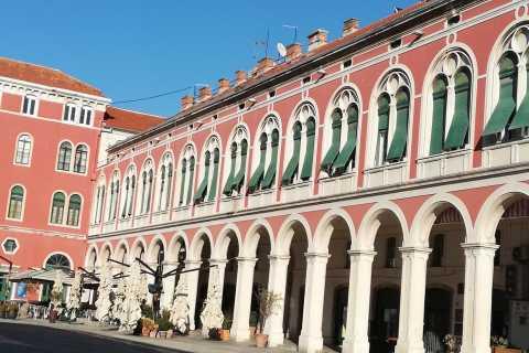 Split: visite à pied du patrimoine juif et du palais de Dioclétien