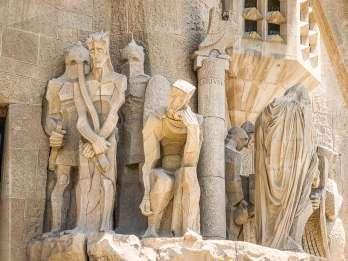 Barcelona: Sagrada-Família-Tour mit bevorzugtem Einlass