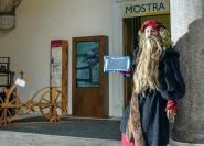 Mostra Leonardo Da Vinci: Schatzsuchspiel in Rom