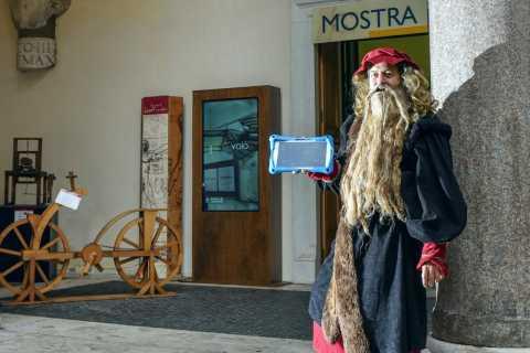 Mostra Leonardo Da Vinci: Rome Treasure Hunt Game