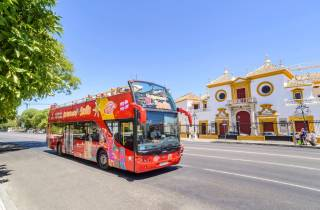 Sevilla: Hop-On/Hop-Off-Tour – 24/48-Stunden-Ticket