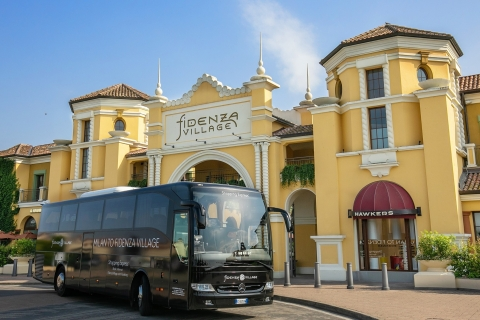 Ab Mailand: Shopping-Outlet-Trip im Fidenza Village
