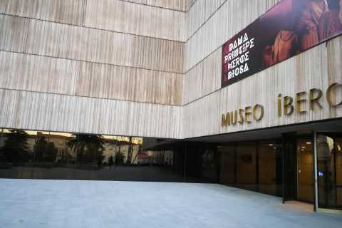 Jaén: Iberian Museum and Provincial Museum Entry and Tour