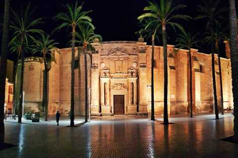 Almería: Legends and Mysteries Evening Walking Tour