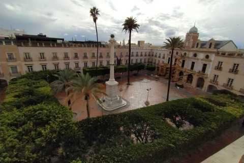 Almería: Guided City Discovery Tour