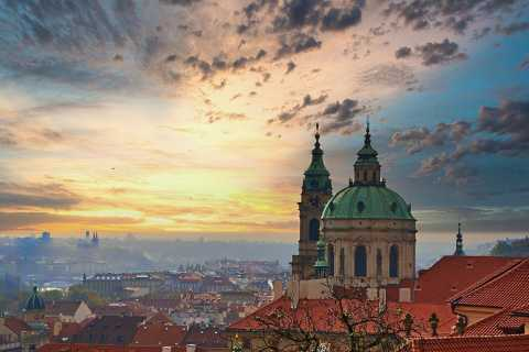 From Wroclaw: Full-Day Tour to Prague