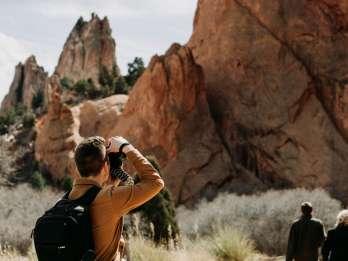 Denver: Private Tour zum Pikes Peak und Garden of Gods
