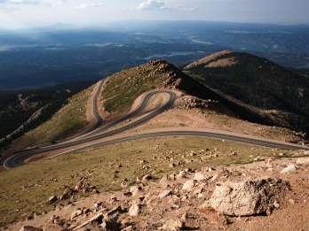 Von Denver: Private Tour zum Pikes Peak und Garden of Gods