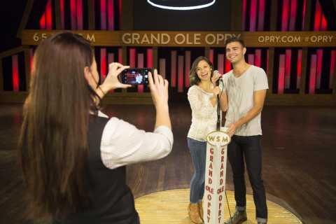Nashville: Grand Ole Opry Backstage Tour