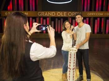 Nashville: Grand Ole Opry Backstage-Tour