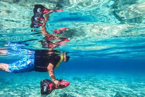 Cozumel: Power Snorkel & Mayan Flavors Tour