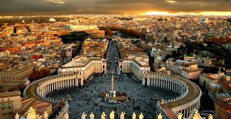 Rome: VIP Vatican Museums and Sistine Chapel Experience