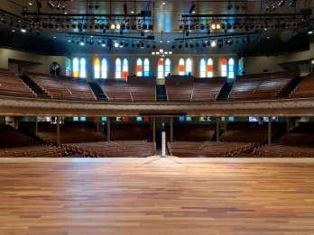 Nashville: Selbstgeführte Tour durch das Ryman Auditorium