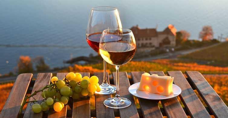 Van de Tour van Genève naar de Zwitserse wijnregio Lavaux