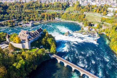 Von Zürich zum Rheinfall