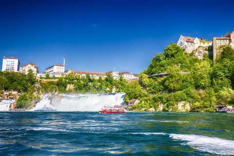 Private Tour from Zurich to Titisee-Neustadt and Rhine Falls