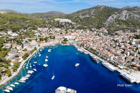 Private Hvar and Pakleni Islands Boat Cruise