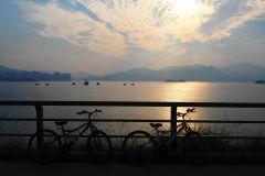 Hong Kong: aventura de ciclismo no porto de Tolo