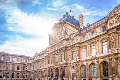 Paris: Louvre Museum Private Guided Tour