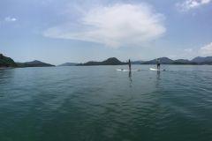De Hong Kong: Aventura em Stand-Paddle Sai Kung