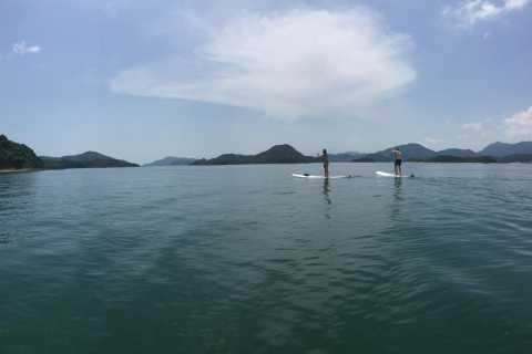 Desde Hong Kong: Sai Kung Standup-Paddle Adventure