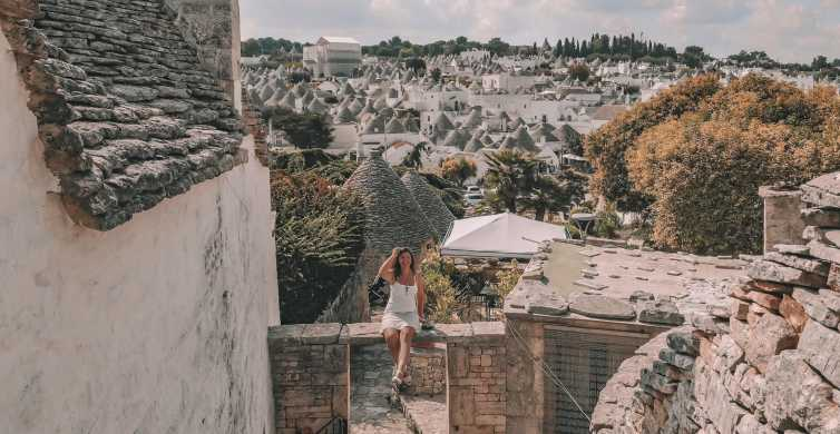 Lecce: Full-Day Alberobello and Ostuni Trip