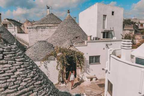 Bari: Ostuni, Alberobello and Locorotondo Full-day Tour