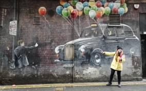 Glasgow: Street Art Guided Walking Tour